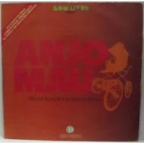 Lp / Vinil Novela: Anjo Mau Internacional - 1976