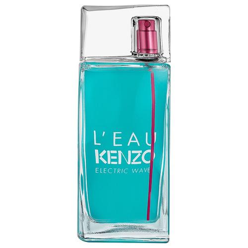 Perfume Fem. Leau Kenzo Electric Wave Femme Edt 50ml Blz