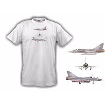 Camiseta Aeromodelismo Mirage 2000 - Hobbie Brasil