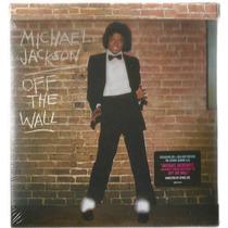 Cd+blu-ray Michael Jackson - Off The Wall {reedição De 2016}