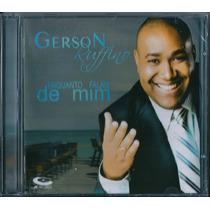 Cd Gerson Rufino - Enquanto Falam De Mim [original]