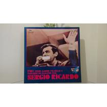 Lp Sergio Ricardo - 1973 - Muito Novo