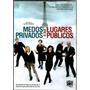 Dvd - Medos Privados Em Lugares Públicos -