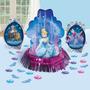 Festa Cinderela Painel Balões Enfeite Mesa Teto-toalha-velas