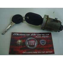 Cilindro Ignição Fiat Tipo Com Chaves Original Novo Fiat