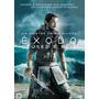 Dvd Exodo - Deuses E Reis - Christian Bale Original Lacrado