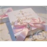 Caixa Lembrança Maternidade / Chá De Bebê / Batizado Com Ter