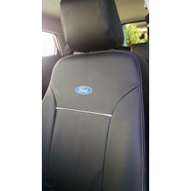 Capas De Couro Courvin New Fiesta/novo Ford Ka