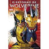 O Retorno De Wolverine - 2