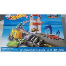 Pista Hot Wheel Super Lava Rápido Mattel Ref.:t3543