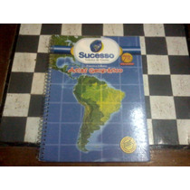 Livro - Atlas Geografico Sucesso Sistema De Ensino