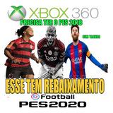 Patch Efootball Pes 2020 Xbox 360  Rebaixamento Br Pes 2018
