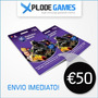 Cartão Psn 50 Euros - Psn Card Portugal - Psn Card 50 Euros