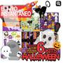 Pacote Com 173 Imagens Halloween Para Artes Personalizadas