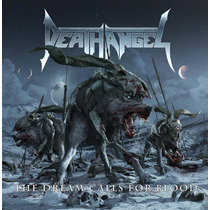 Cd/dvd Death Angel Dream Calls For Blood [eua] Novo Lacrado