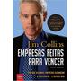 Empresas Feitas Para Vencer Livro Jim Collins Frete 8 Reais