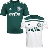 2 Camisas Do Palmeiras 2018 Temporada Nova E Frete Grátis
