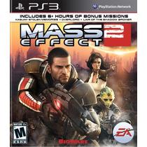 Mass Effect 2 - Jogo Para Playstation 3 - Ps3
