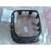 Moldura Base Coifa Alavanca Câmbio Vw Gol G4 Base Quadrada