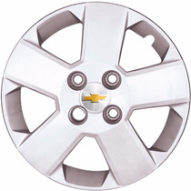 Roda Calota Jogo 4pç Onix Corsa Celta Prisma Meriva Aro14 Gm