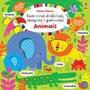 Livro - Animais: Com Meus Dedinhos, Imagens E Palavras