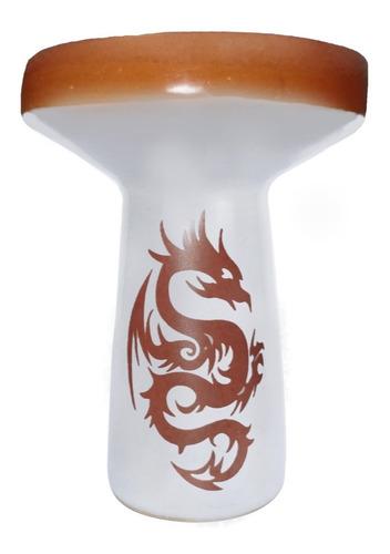 Rosh / Queimador De Cerâmica Phunnel Moon Dragon Promoção