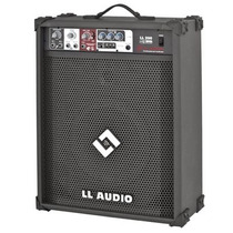 Caixa De Som Multi-uso Ll Amplificada Ll200 - 50w Rms C/ Usb