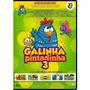 Dvd A Galinha Pintadinha 3