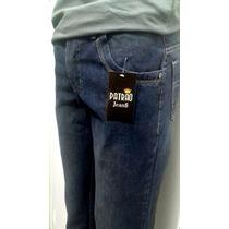 Calça Jeans Masculina Patrão Jean$ Moda Masculina