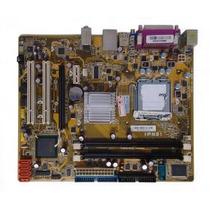 Placa Mãe Pcware Socket 775 Ddr2 Ipm31 Usado