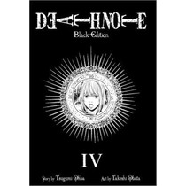 Death Note - Black Edition Volume 4- Manga - Jbc