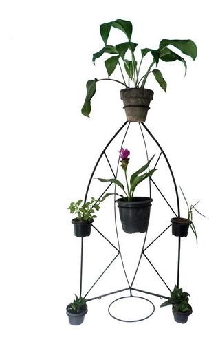 Floreira Jardim Vertical/ Suporte Para Vasos De Plantas
