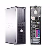Cpu Dell Optiplex 360 Core 2 Duo 2gb Hd160+ Bride !