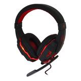 Headset Gamer Fone Ouvido C/ Microfone Ps4 Celular Led Jogos