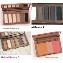 Naked Basics 1,2 Ou 3 Ou Flushed