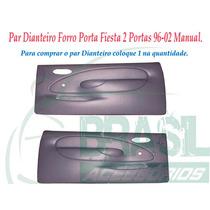 Par Forro Porta Fiesta 2 Portas 96/02 Manual