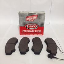 Pastilha De Freio Dianteiro Fiat Ducato Cargo 03/ C/ Sensor