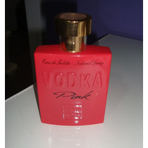 Perfume Paris Elysees Vodka Pink Original