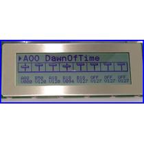 Display Lcd P/ Teclado Roland W30 Sem Iluminação Promoção