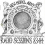 Cd New Model Army Radio Sessions 83-84 (importado)