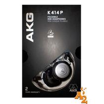 Fone De Ouvido Akg K414p Headphone Monitor Audio Retorno