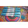 25 Kit Régua+lápis Personalizado,lembrancinhas Frozen E Outr