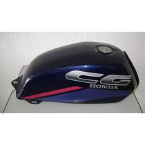 Tanque Combustivel Honda Today 93 Azul Original Novo