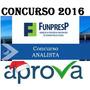 Funpresp Exe 2016 - Analista Administrativo - Aprova