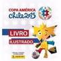 Box Panini Copa America 2015 Lacrado