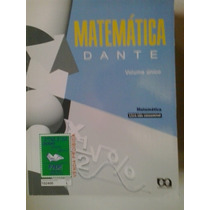 Matemática - Volume Único - Luiz R. Dante