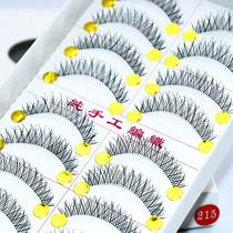 Cilios Postiços Kit De 10 Pares Mais De 30 Modelos Eyelashes