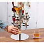 Dispenser Dosador De Bebidas Drink Bar 4 Garrafas_10 Unid