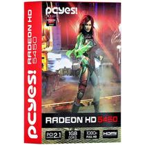 Placa De Vídeo Vga Amd Ati Radeon Hd5450 1gb/64b Ddr3 Pcyes