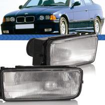 Farol Milha Bmw Serie 3 Sedan Hatch Coupe M3 91 A 95 96 97